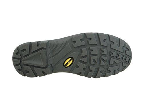 unisex adulto Safety alto a Sneaker Jogger BESTBOY nero Nero collo 1xwqYfvRcw