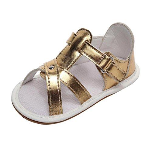 555cc82035 Transer ® Sandales de Camouflage Bébé Garçon Infantile Été Chaussures  Romaines Plates Molles (18 Mois