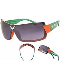 Viper Sonnenbrille Werder Bikerbrille UV 400 Fan Sonnenbrille