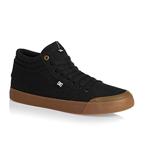 DC Trainers - DC Evan Smith Hi TX Shoes - Black Black