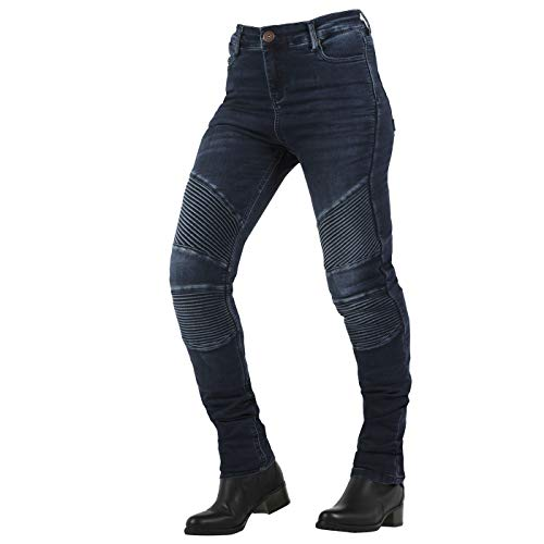 Overlap Stradale Jeans mujer homologados ruta, azul, talla 29