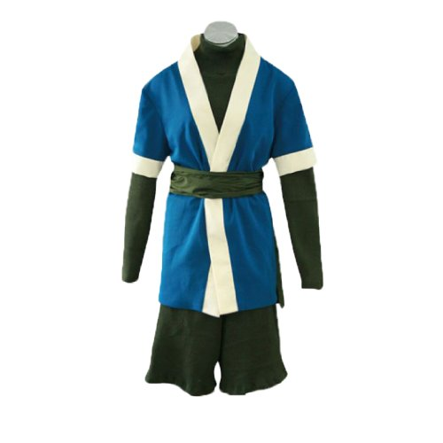 Dream2Reality japanische Anime Naruto Cosplay Kostuem - Haku Outfit 1st Ver Small