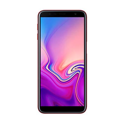Samsung Galaxy J6+ Smartphone de 6', Quad Core 1.4 GHz, RAM de 3 GB, Memoria de...