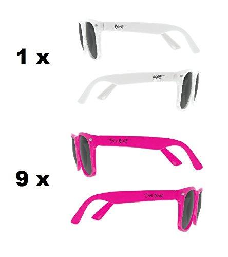 10er Set Sonnenbrille