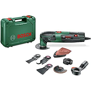 bosch pmf 220 ce multi tool set diy tools. Black Bedroom Furniture Sets. Home Design Ideas