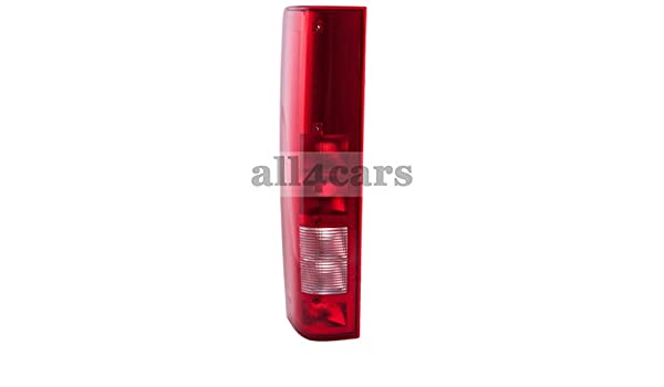 Iveco Daily 1999-2006 Rear Tail Light Lamp N//S Passenger Left