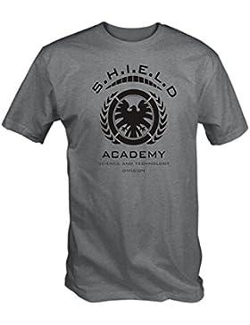 Camiseta, diseño de Shield Academy