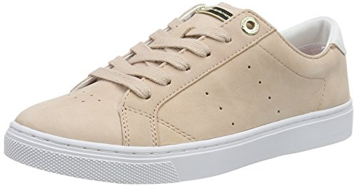 Tommy Hilfiger Damen V1285enus 1n1 Sneakers Pink (Dusty Rose 502)