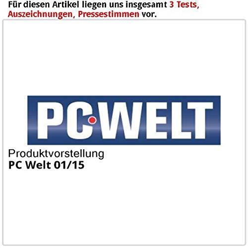 Infactory Fussheizung: Deluxe-Plüsch-Pantoffeln - 2
