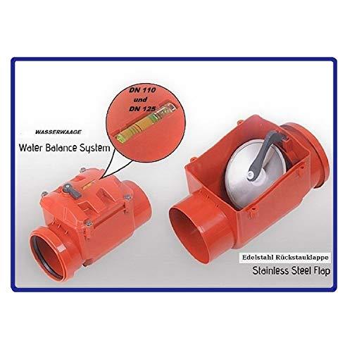 Zoom IMG-1 valvola antiriflusso dn 125 con