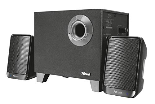 Trust 21184 evon set altoparlanti 2.1 da 30 watt con bluetooth