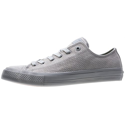 Converse Chuck Taylor All Star II Low Homme Baskets Mode Gris Gris