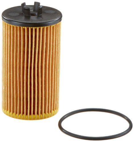 MANN-FILTER HU 612/2 X Ölfilter, Yellow