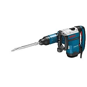 Bosch Professional GSH 7 VC – Martillo demoledor (13 J, SDS Max, Vibration control, en maletín)