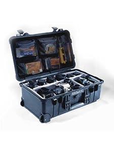 Valise pELI 1510-modèle : avec unterteilungssystem, poids : 5.44 (kgs)