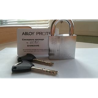 Abloy pl330N Protec.. Hohe securitypadlock, 25 mm shackle, 1