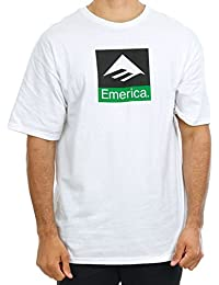 Tee shirt Emerica Combo Blanc-Noir