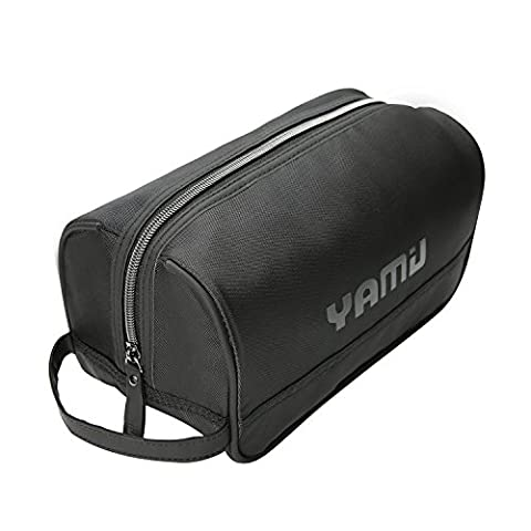 YAMIU Toiletry Bag Travel Dopp Kit Cosmetic Pouch for Men