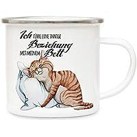 Kaffebecher Kaffeetasse Becher Beste Freunde Katze /& Hase mit Wunschnamen ts251