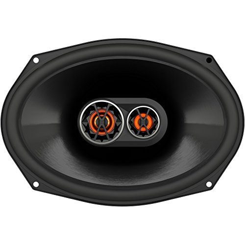 JBL Club 9630 6x9 3-Wege Stereo Auto-Lautsprecher (1 Paar) - Schwarz