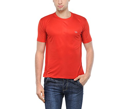 TSX Men's Dryfit T-shirt - TSX-DRYFIT-9-XXL  available at amazon for Rs.129