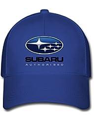 Feruch Unisex Subaru Logo Baseball Caps Hat One Size Blue