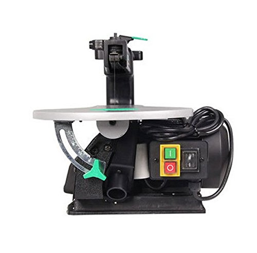 Gowe Stichsägen 406 mm variable speed Scroll 220 W 40,6 cm Holz Electric-Saw 220-240 V/50Hz Induktion Motor niedrige und hohe Geschwindigkeit -