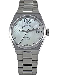Revue Thommen Urban - Lifestyle Women's Automatic Watch with Silver Dial Analogue Display and Silver Stainless Steel Bracelet 108.01.05