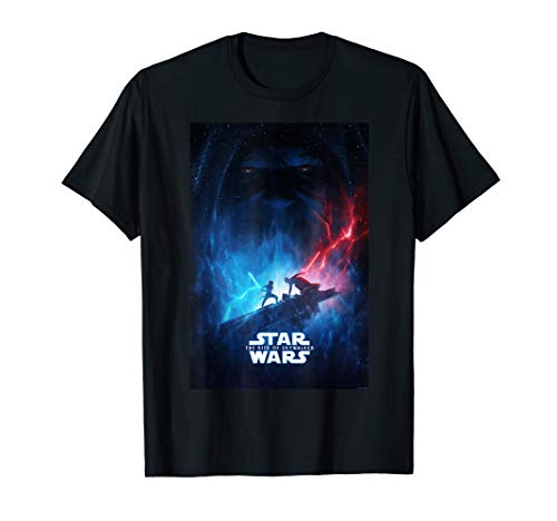 Star Wars The Rise of Skywalker Poster T-Shirt