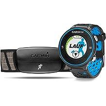 Garmin Forerunner 620-GPS-Laufuhr (verschiedene Laufeffizienzwerte, inkl. Herzfrequenz-Brustgurt)