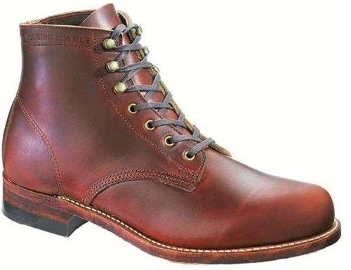WOLVERINE 1000 MILE - Boots 1000 MILE - rust *