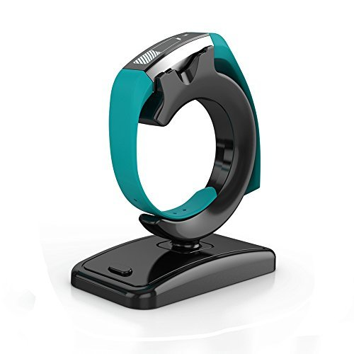 Fitbit Alta Ladegerät GOOQ ABS Ladestation Ladekabel für Fitbit Alta Smart Fitness Tracker