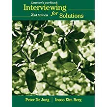 Interviewing for Solutions by Peter De Jong (2001-06-27)