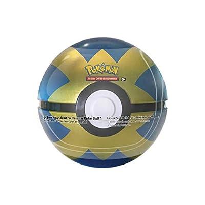 Pokemon JCC - Juego de Cartas en Caja Poké Ball, Español por The Pokemon International Company