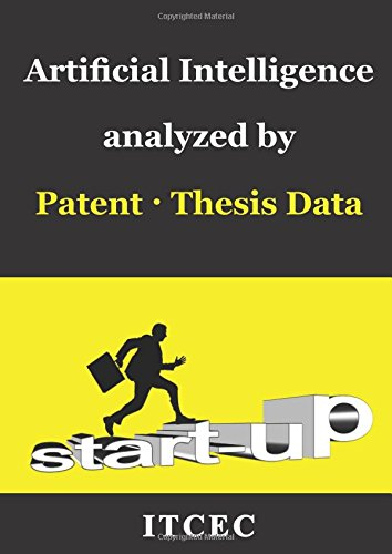Artificial Intelligence: 300,000 Patent and thesis data analysis
