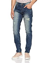 Jack & Jones Men's Erik Relaxed fit Jeans