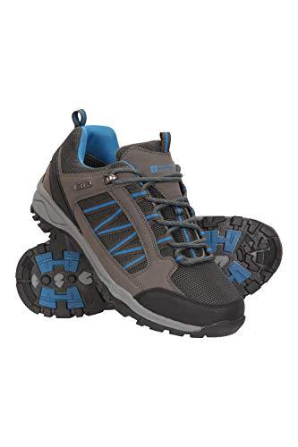 Mountain Warehouse Zapatillas Path para Hombre - Zapatillas Impermeables para el Gimnasio,...