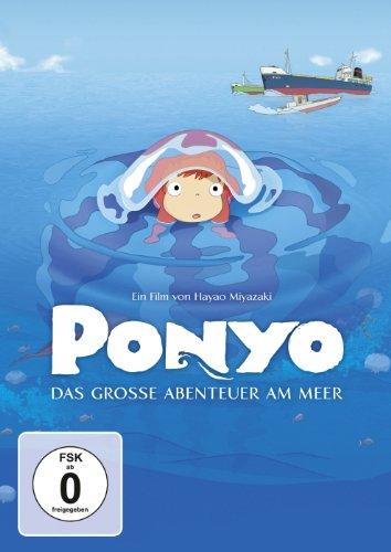 ponyo – das große abenteuer am meer
