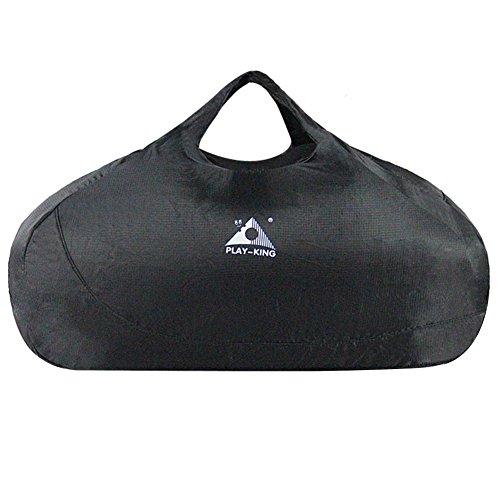 Lanlan zusammenklappbar Pack Sport Leicht Tragbar Wasserdicht Reise Rucksack Bergsteigen Tasche Paket Für Camping Wandern, 1336-Black Kelty Kids Rucksack Rucksack
