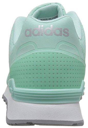 adidas 10k Casual W, Chaussures de Sport Mixte Adulte Vert - Varios colores (Verde (Verhie / Verhie / Plamat))