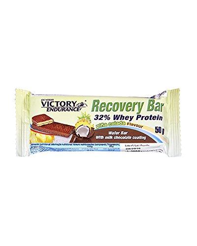 Weider Victory Endurance Recovery Bar Piña Colada - 12 Barras