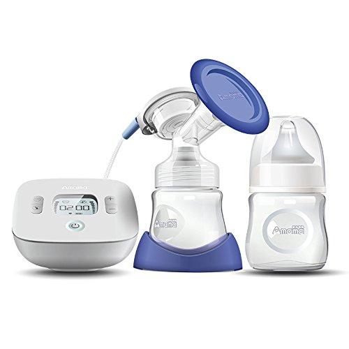 Leydee Seno BPA smart elettrica Tiralatte-silenzioso motore singolo Pompa di massaggio del seno con il latte Bambini bottiglia-Mobile supporto per l'allattamento al seno della madre