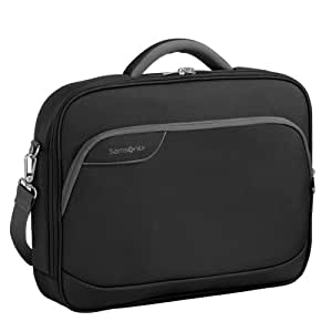 "Samsonite Laptoptasche MONACO ICT OFFICE CASE 16"" BLACK"