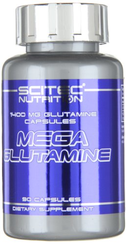 Scitec Ref.105957 Glutamine Complément Alimentaire 90 Capsules