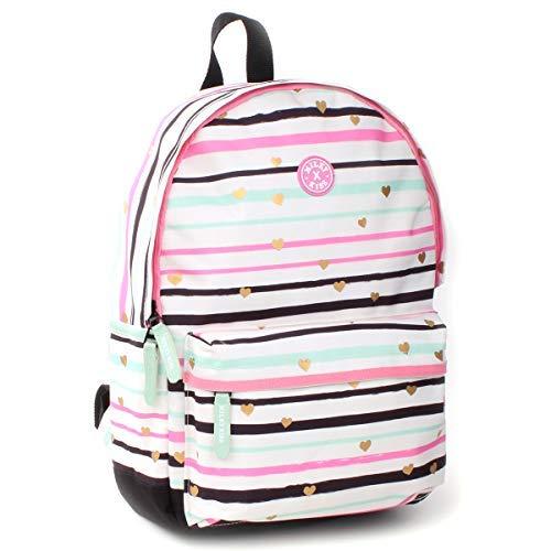Milky Kiss Backpack Forever Happy Large Mochila Infantil, 39 cm, (Original)