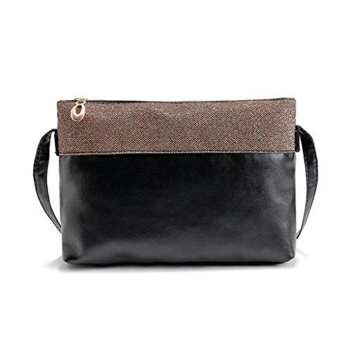 Tefamore, Borsa a zainetto donna multicolore Multi-colored Black