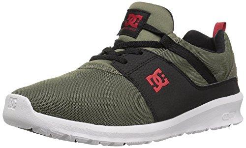 DC Kinder Sneaker Heathrow Sneakers Boys Olive/Black