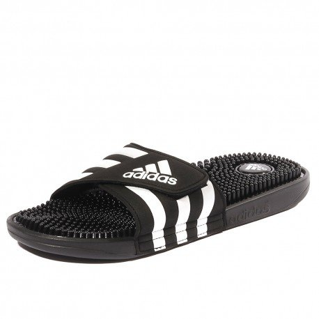 adidas Adissage Homme Tongs Noir