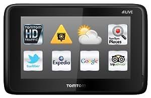 TomTom Go Live 1015 Sat Nav Worldwide Maps: Amazon co uk: Electronics