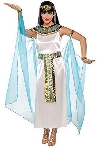 Costume Cléopâtre Égyptienne Reine du Nil Femmes Fantaisie - 100%